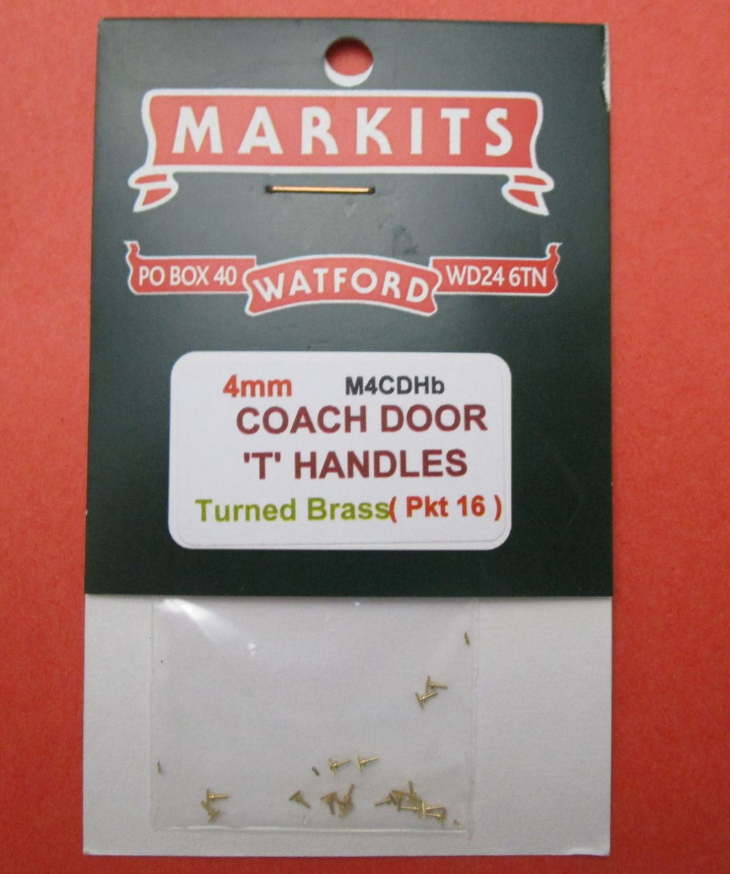 M4CDHb Turned Coach Door Handles (16)