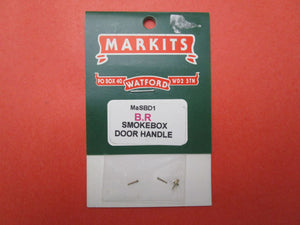 MASBD1 BR Smokebox Door Handle
