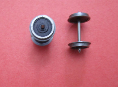 MGW12/Mo 12mm Mansell Wheels 26mm PP Axles