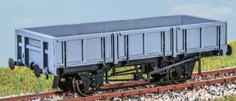 PC70 BR 21T RUDD Ballast Wagon Kit