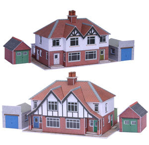 PN166 Semi-Detached Houses DISC