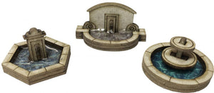 PN823 Fountain Set
