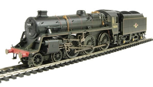 R2716 Hornby BR Standard Class 4MT, 4-6-0, Lined black, weathered