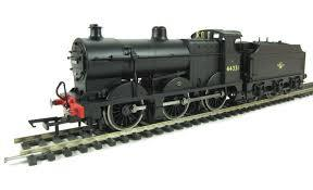 "R3031 Fowler 4F Class 0-6-0 ""44331"" in BR Black with late crest"