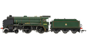 "R3311 HORNBY Schools Class 4-4-0 No. 30908 ""Westminster""   BR Green livery,  Early crest.  DCC Ready"