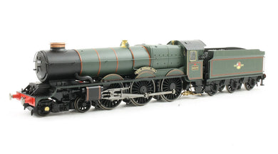 R3332 HORNBY BR late crest King Class (Ex GWR) 4-6-0,