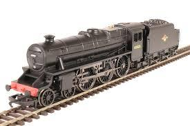 R3494 Class 5MT Black 5 4-6-0 45025 in BR Black with late crest - Railroad Range