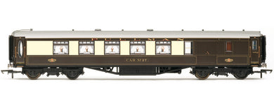 R4430 Hornby Pullman Pullman Third Class Brake car No. 27
