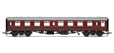 R4621 Hornby BR Mk1 Tourist  Second Open Coach E4542