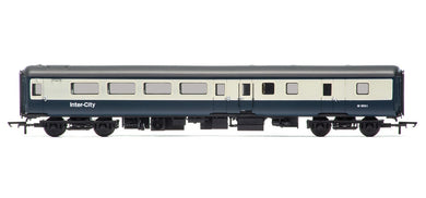 R4624 BR Mk2E Inter City M9501 Brake Open Standard Coach, Railroad
