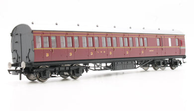 R4677B LMS Non-Corridor 57' Third Class Brake Coach