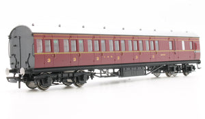 R4677C LMS Non-Corridor 57' Third Class Brake Coach