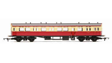 R4791 Hornby BR Autocoach W190W Crimson and Cream