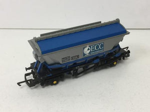 R6106 Hornby CDA ECC CHINA CLAY HOPPER WAGON