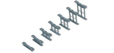 HORNBY R658 Inclined Piers