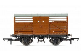 R6826 Hornby Dia.1529 Cattle Wagon, British Railways - Era 3
