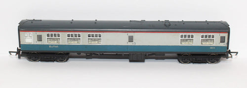 R923 BR MK1 Buffet Coach - RN 1805 - Blue/grey