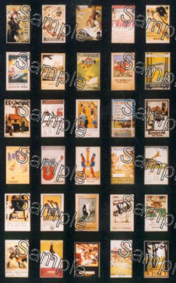 TS00137 TINY SIGNS London Transport Posters before 1930