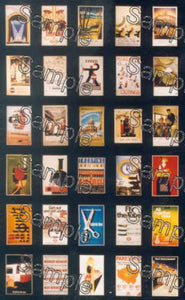 TS00138 TINY SIGNS London Transport Posters since 1930