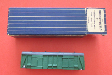 32058 Hornby Dublo Long Wheel Base Ventilated Van - no chassis
