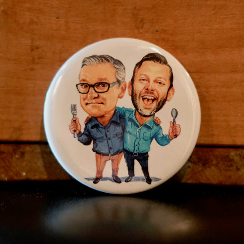 Dinner Conversations Exclusive Button