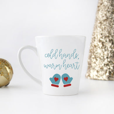 """Cold Hands, Warm Heart"" Mug - 2019 Exclusive 