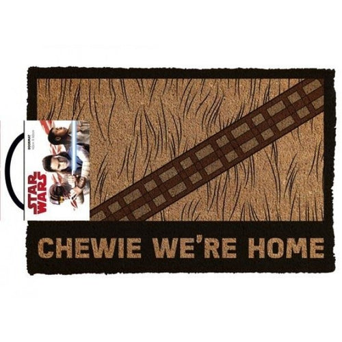 Star Wars Licensed Doormat - Choose your style