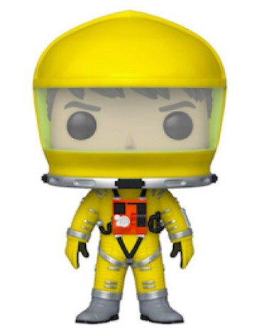 001 Space Odyssey - Dr Frank Poole NYCC 2019 US Exclusive Pop! Vinyl