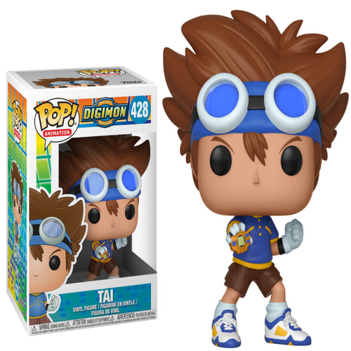 Digimon - Tai Pop! Vinyl Figure
