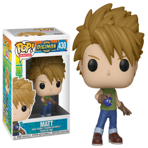 Digimon - Matt Ishida Pop! Vinyl Figure
