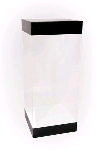 Light-Up Acrylic Display Case 204 x 204 x 400mm