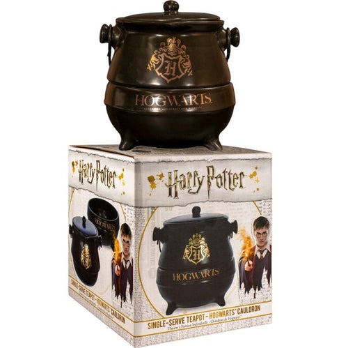 Harry Potter - Hogwarts Ceramic Single Serve Teapot