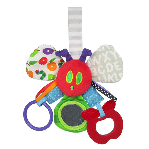The World of Eric Carle Mirror Teether rattle
