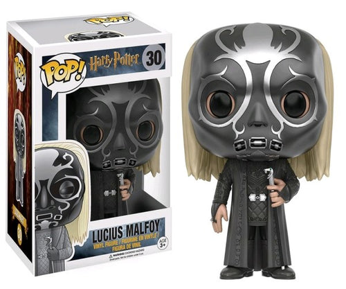 Harry Potter - Lucius as Death Eater US Exclusive Pop! Vinyl