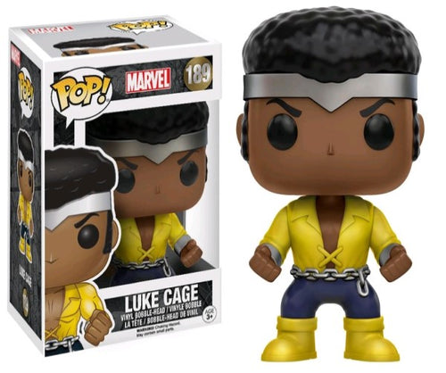 Luke Cage - Luke Cage Power Man US Exclusive Pop! Vinyl