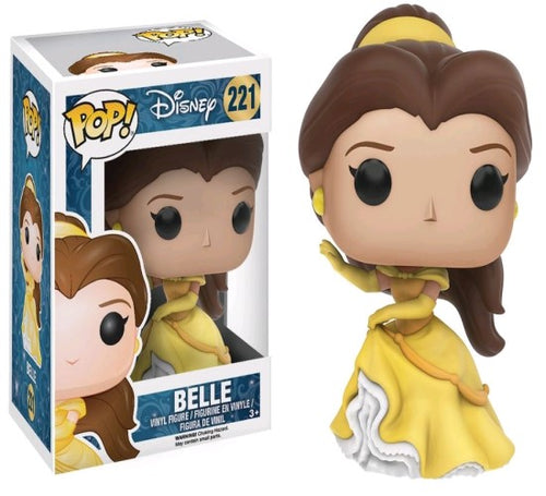 Beauty and the Beast - Belle Dancing Pop! Vinyl
