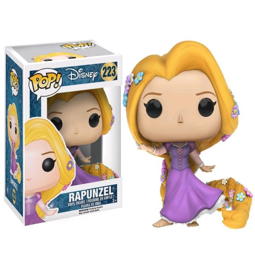 Tangled - Rapunzel Dancing Pop! Vinyl