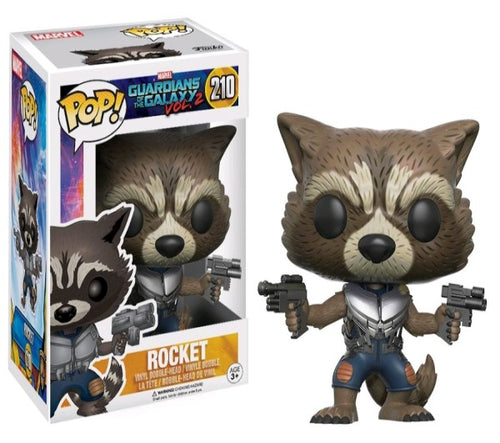 Guardians of the Galaxy: Vol. 2 - Rocket Dual Gun US Exclusive Pop! Vinyl