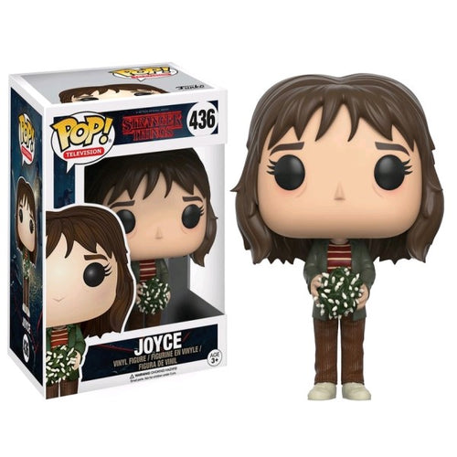 Stranger Things - Joyce with Lights Pop! Vinyl