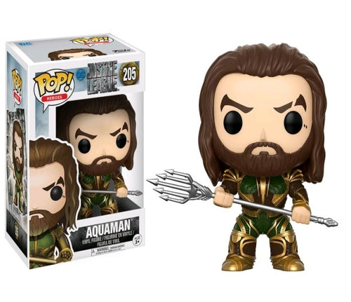 Justice League Movie - Aquaman Pop! Vinyl