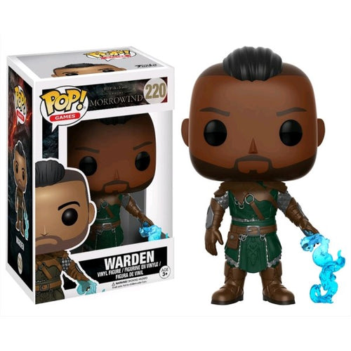 The Elder Scrolls Online: Morrowind - Warden Pop! Vinyl