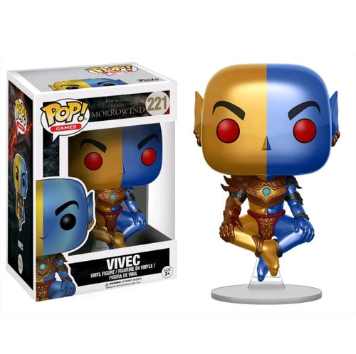 The Elder Scrolls Online: Morrowind - Vivec Pop! Vinyl