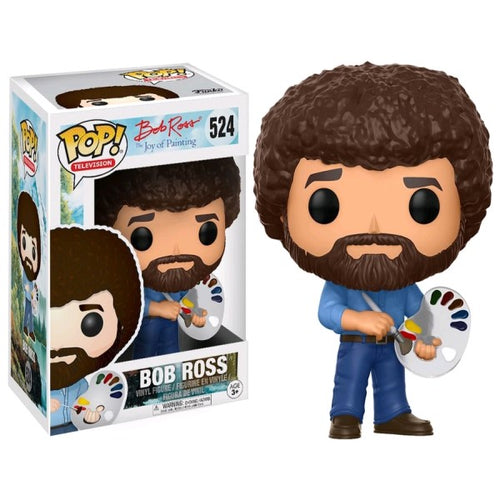 The Joy of Painting - Bob Ross Pop! Vinyl