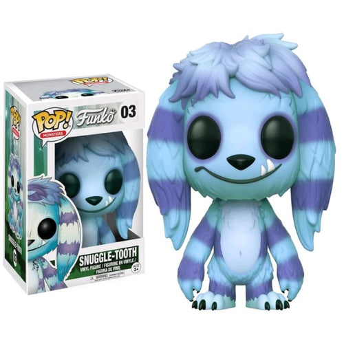 Wetmore Forest - Snuggle-Tooth Pop! Vinyl