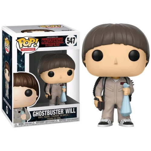 Stranger Things - Will Ghostbuster Pop! Vinyl