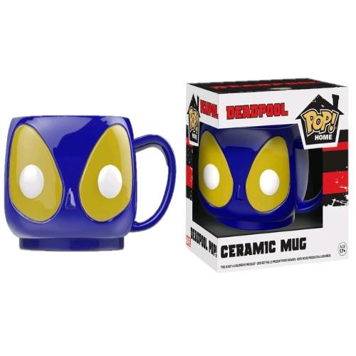 Deadpool - Deadpool Blue Pop! Mug
