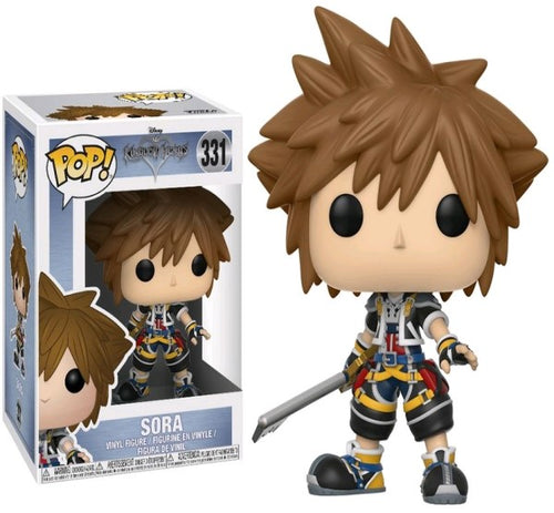 Kingdom Hearts - Sora Pop! Vinyl