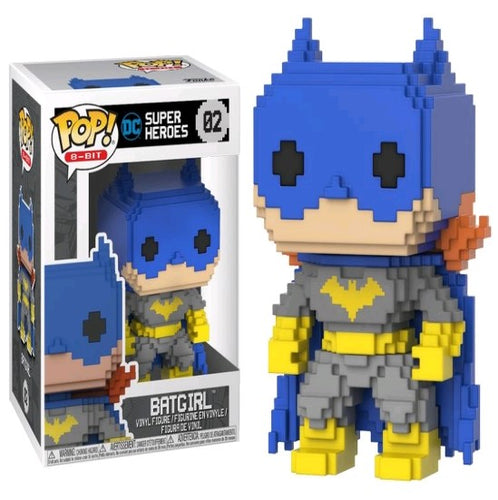 Batman - Batgirl 8-Bit Pop! Vinyl