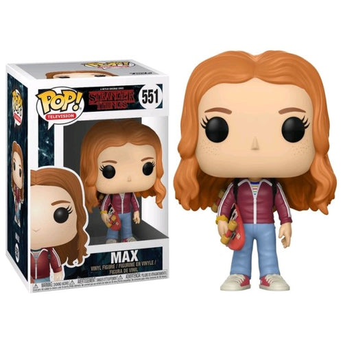 Stranger Things - Max Pop! Vinyl #551