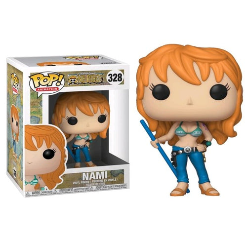 One Piece - Nami Pop! Vinyl